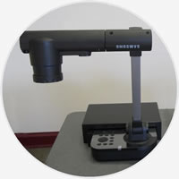 Technology document cameras